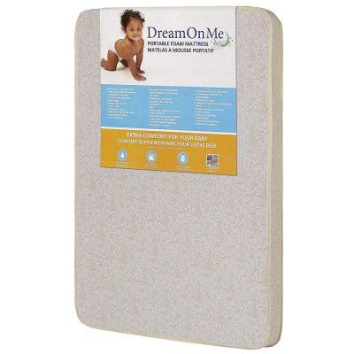 Dream On Me Foam Pack n' Play Mattress