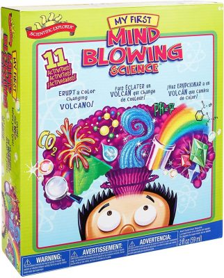 My First Mind Blowing Science Experiment Kit