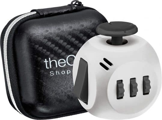 Shopperals Premium Fidget Cube With Case