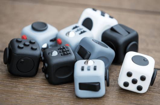 Best Fidget Cube Toys to Aid Concentration