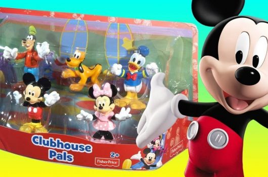Best Mickey Mouse Toys for Kids 2020