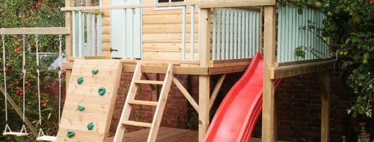 Best Outdoor Playhouses for Kid and Toddlers