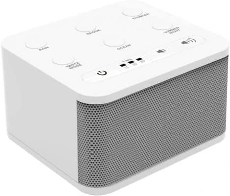 Big Red Rooster White Noise Sound Machine