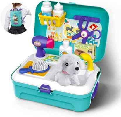 Gizmovine Dog Grooming Kit