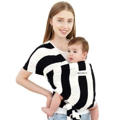 Acrabros Baby Wrap Carrier