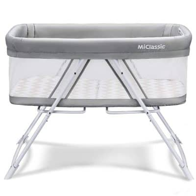 MiClassic 2in1 Stationary & Rock Bassinet