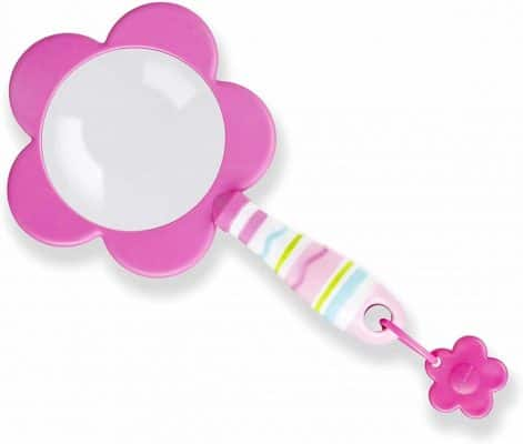 Sunny Patch Pretty Petals Flower Magnifying Glass