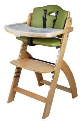Abiie Beyond Wooden High Chair