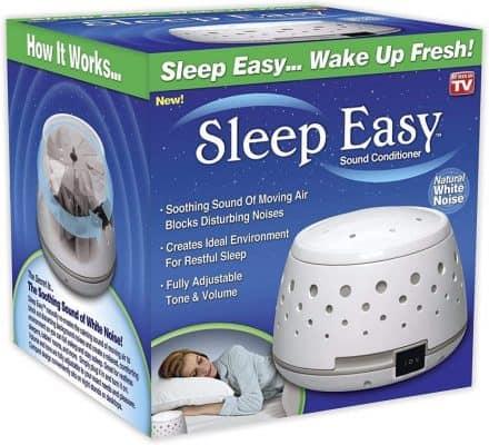 Sleep Easy Sound Machine