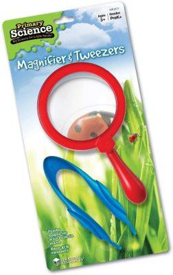 Learning Resources Magnifier & Tweezers