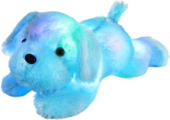 Bstaofy LED Puppy Stuffed Animal