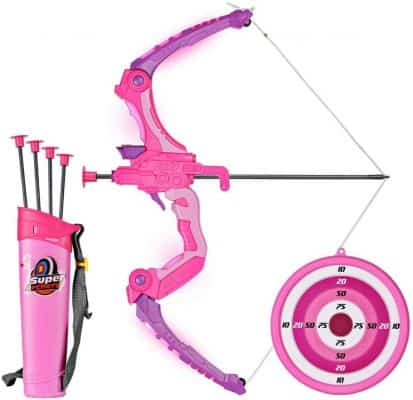 SainSmart Jr. Kids Bow and Arrow Set