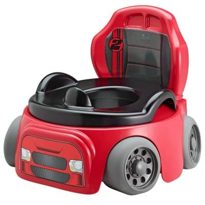 The Training Wheels Racer Potty System