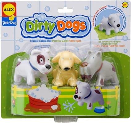 Alex Rub a Dub Dirty Dogs