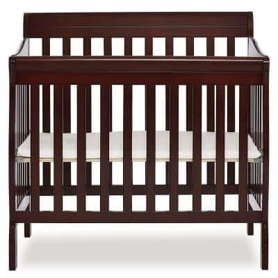Dream On Me Aden Convertible Mini-Crib