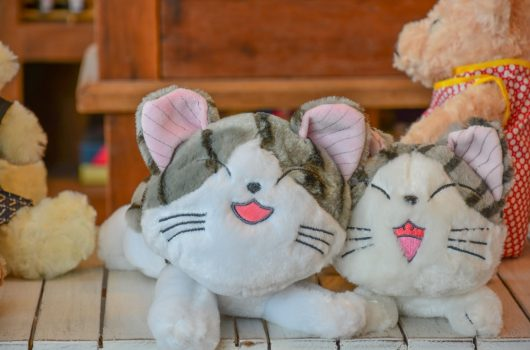 Baby's Furbaby: Best Cat Toys for Kids and Toddlers