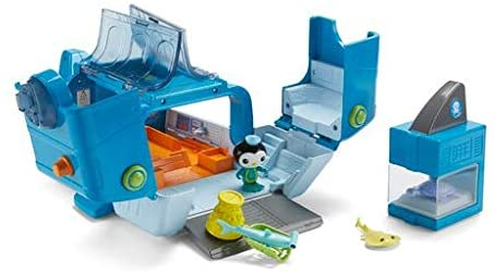 Octonauts Gup-W Reef Rescue Playset