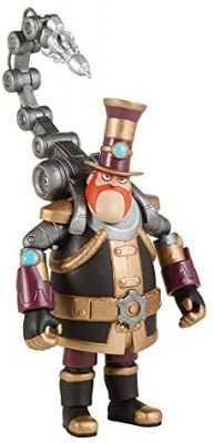 Steam Smythe Action Figure