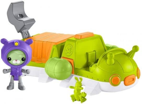 Octonauts Gup-V Tweak Vehicle