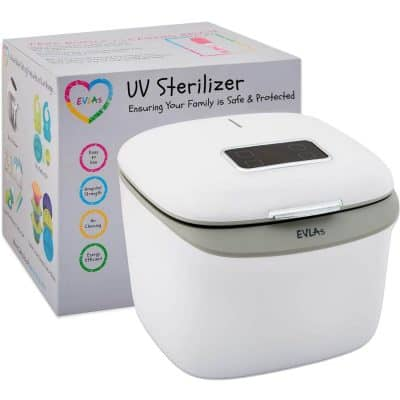EVLA's UV Sanitizer