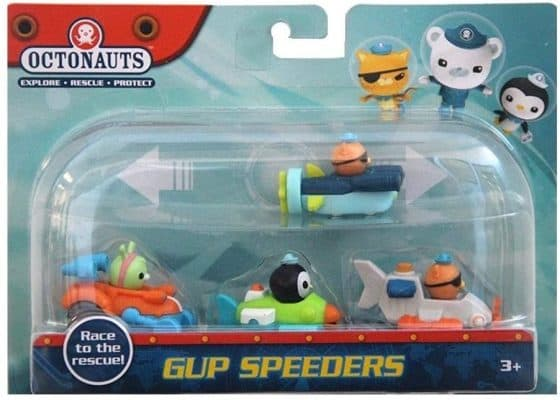 Octonauts Gup Speeders