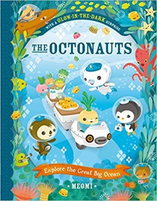 Octonauts Picture Book