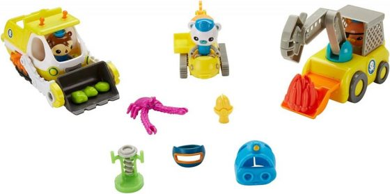 Octonauts Fix-It Crew Set