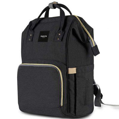 HaloVa Multi-Function Diaper Bag