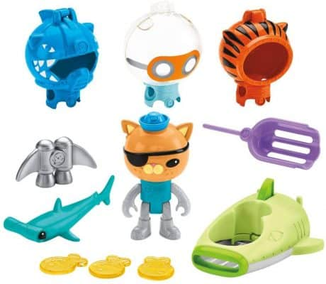 Octonauts Kwazii's Shark Adventure