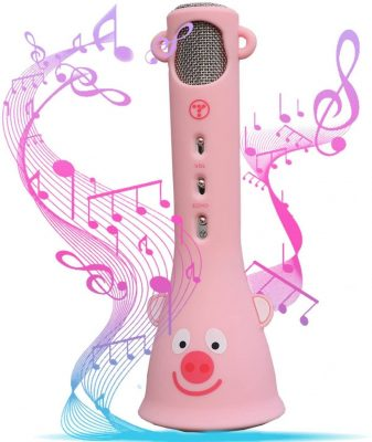 Tosing Wireless Karaoke Microphone for Kids