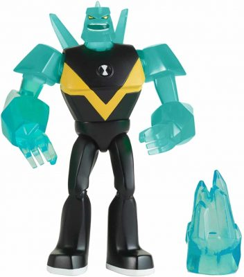 Diamondhead Action Figure