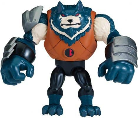 Bashmouth Basic Figure