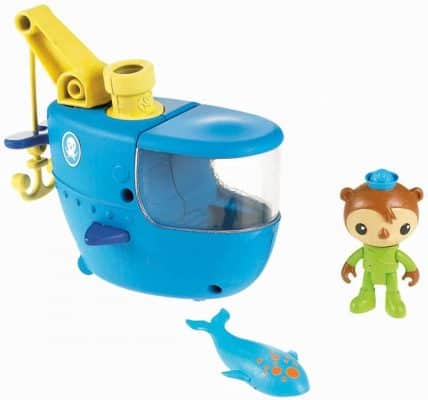 Octonauts Gup-C & Shellington Playset