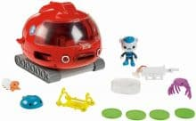 Octonauts Launch and Rescue Gup-X Vehicle