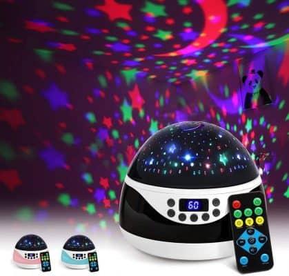 AnanBros Remote Baby Night Light