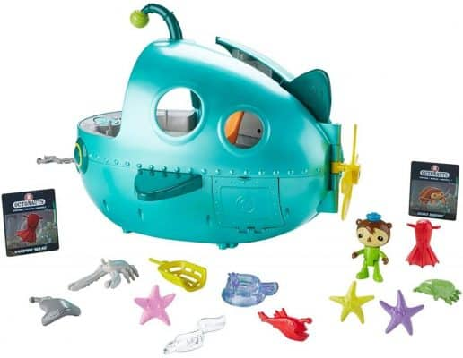 Octonauts Gup-A Deluxe Playset