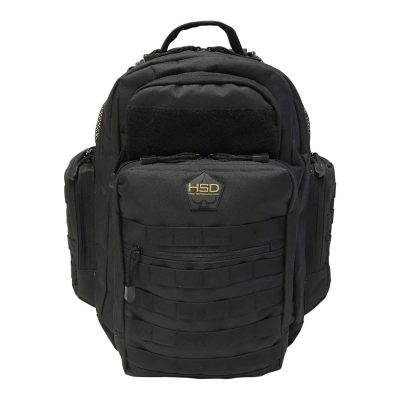 HSD Military-Style Diaper Bag Backpack