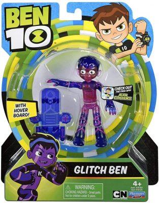 Ben 10 Glitch Figure