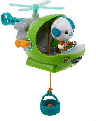 Octonauts Gup-H Barnacles Playset
