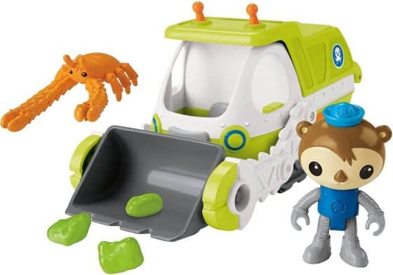 Octonauts Gup-Y and Shellington