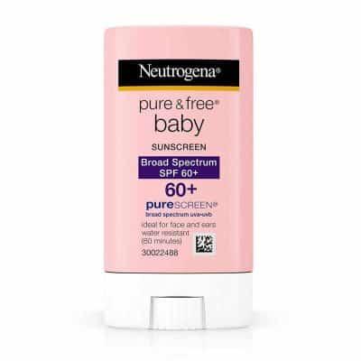 Neutrogena Pure & Free Baby Mineral Sunscreen Stick
