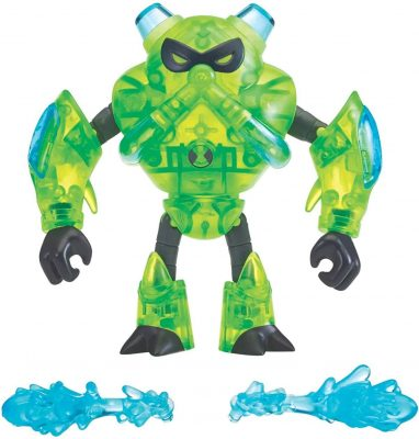 """Out of The Omnitrix"" Overflow Basic Figure"