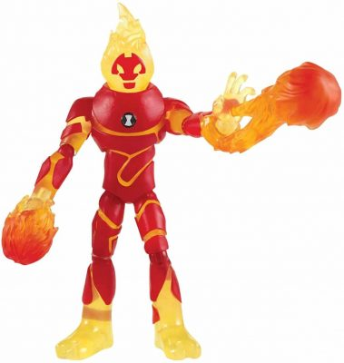 Heatblast Action Figure