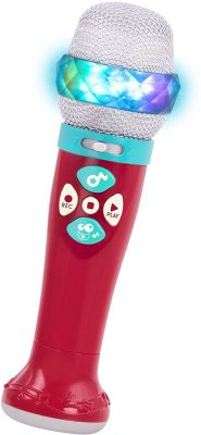 Battat Musical Light Show Microphone