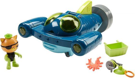 Octonauts Gup-Q Undersea Explorer