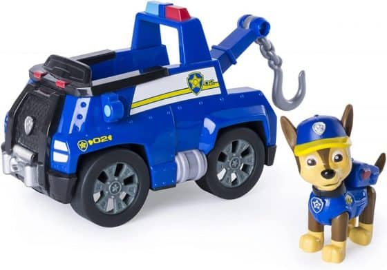 Paw Patrol - Chase's Tow Truck
