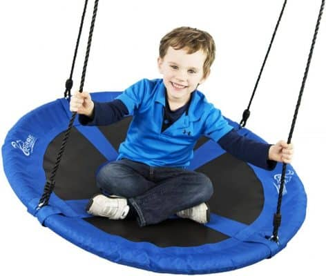 Flying Squirrel Giant Rope Swing