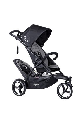 phil&teds Dot Compact Inline City Stroller