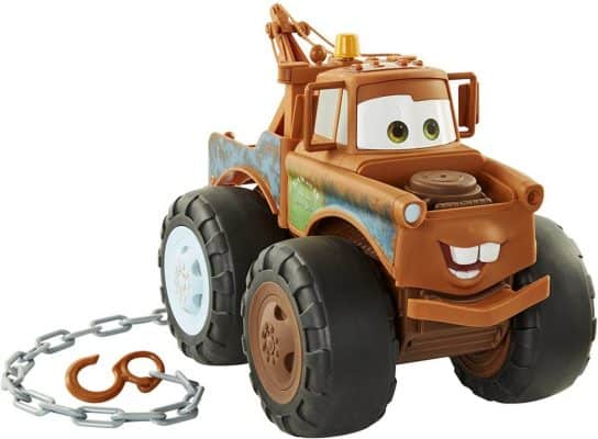 Disney Pixar Cars 3 Tow Mater Truck