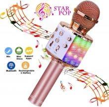 BlueFire Wireless 4 in 1 Bluetooth Microphone